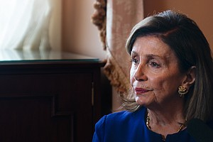 Pelosi Rejects 'Socialist' Attacks On Her Prescription Drug Bill