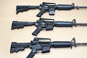 California Appeals San Diego Judge's Ruling Overturning Assault Weapon Ban