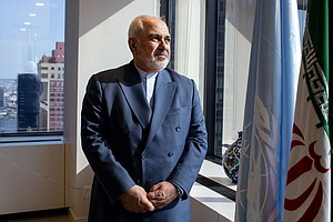 Iran's Foreign Minister: 'Abandon The Illusion' That Tehr...