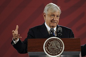 Mexico's President Skips U.N. General Assembly And All Ot...