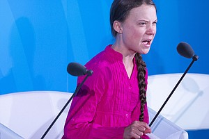 'This Is All Wrong,' Greta Thunberg Tells World Leaders A...
