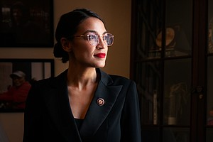 Rep. Alexandria Ocasio-Cortez Wants America To Talk About...