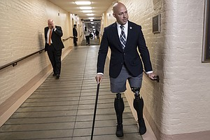 Veterans Affairs Secretary Evicts Members Of Congress From Offices In VA Hosp...