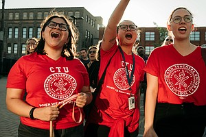 Chicago Teachers Are Ready To Strike