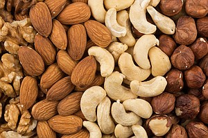Just A Handful Of Nuts May Help Keep Us From Packing On T...