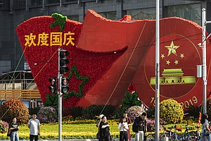 At 70, People's Republic Of China Faces Economic And Political Headwinds