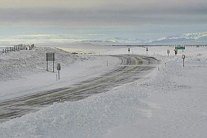Up To 4 Feet Of Snow: Montana Hit By 'Unprecedented' Winter Storm