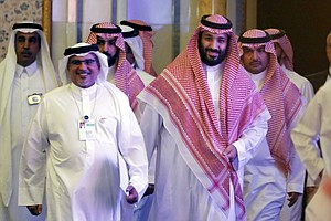 Investors Are Back In Saudi Arabia A Year After Khashoggi's Killing
