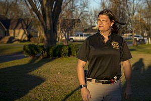 Sheriff's Deputy Sues Her County To Get Health Coverage F...