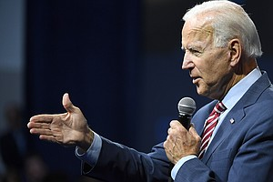Biden Ramps Up Offense And Defense On Ukraine