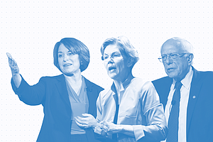 Trade Issues Have Divided Democrats, So Where Do The 2020 Candidates Stand?