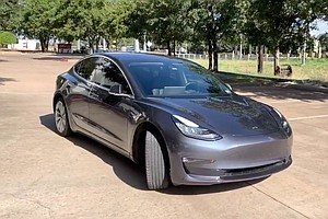 Tesla 'Smart Summon' Software Under Government Scrutiny For Possible Safety P...
