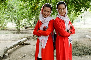A Park In Kabul Gives Afghans Respite From The City, If N...