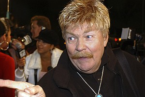Rip Taylor, Comedian Known For His Camp And Confetti, Dies At 84