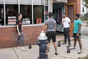 'Queer Gym' Empowers LGBTQ+ Clients, Both Physically And Mentally
