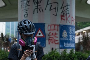 After China Objects, Apple Removes App Used By Hong Kong ...