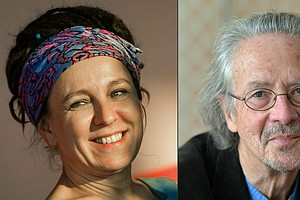Nobel Prizes In Literature Go To Olga Tokarczuk And Peter...