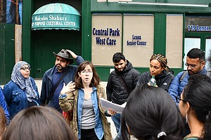 Religious Walking Tour Maps Out The History Of Muslims In...
