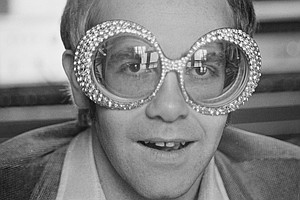 Elton John On Music, Addiction And Family: 'I'm Proud Of Who I Am Now'