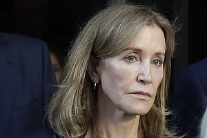 Felicity Huffman Begins 14-Day Prison Term In College Adm...