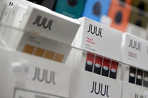 Juul Suspends Sales of Flavored Vapes And Signs Settlemen...