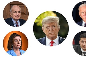 Trump Impeachment Inquiry: A Guide To Key People, Facts A...
