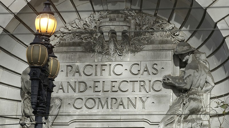 PG&E says it may impose a blackout on 16 California counties on Wednesday bec...