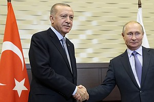 Turkey, Russia Reach Deal To Control Syrian Areas Once Pa...