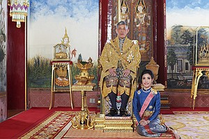 What The Ouster Of The Royal Consort May Say About Where Thailand Is Heading