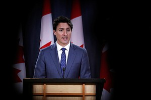 Canada's Justin Trudeau Rejects Coalition In Favor Of Min...