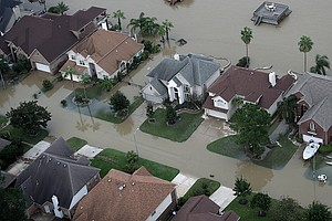 In Texas, Home Sellers Must Now Disclose More About The Risk Of Flooding