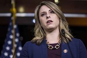 Rep. Katie Hill, Facing An Ethics Investigation, Says She...