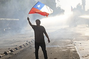 As Protests Persist, Chile's President Cancels 2 Major International Summits