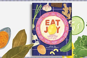 'Eat Joy': Top Authors Serve Up Recipes That Gave Them Co...