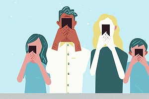 It's A Smartphone Life: More Than Half Of U.S. Children N...