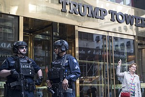 President Trump Is A New Yorker No Longer