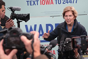 Here's How Warren Finds $20.5 Trillion To Pay For 'Medicare For All'