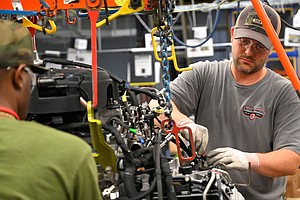 Job Market Resilient In October Despite GM Strike, Beating Expectations