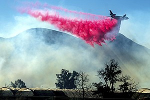 Most California Fires Over 70% Contained As Ventura Firefighters Contend With...