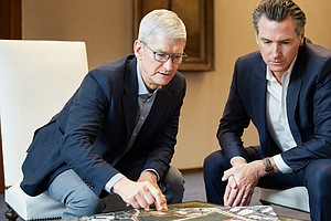 Apple Pledges $2.5 Billion To Combat California's Housing...