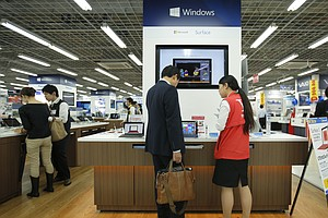 Microsoft Japan Says 4-Day Workweek Boosted Workers' Prod...