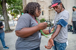 They Bring Medical Care To The Homeless And Build Relatio...