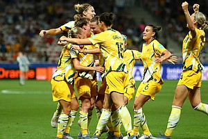 Under New Deal, Australian Women's And Men's Soccer Will Get Equal Share Of R...