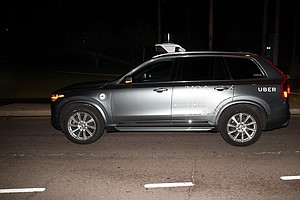 Feds Say Self-Driving Uber SUV Did Not Recognize Jaywalking Pedestrian In Fat...