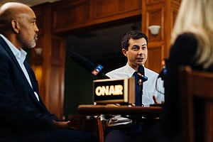 A 'National Challenge': Pete Buttigieg On Racial Inequity In Policing