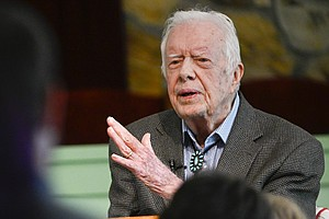Jimmy Carter Surgery: 'No Complications' In Bid To Reliev...