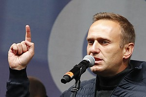 Russian Opposition Leader Navalny Links Moscow Prosecutor To Luxury Propertie...