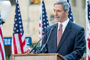Chad Wolf Becomes Acting Head Of Homeland Security, Names Ken Cuccinelli His ...