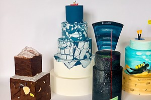 Antarctic Research Takes The Cake In These Science-Inspir...