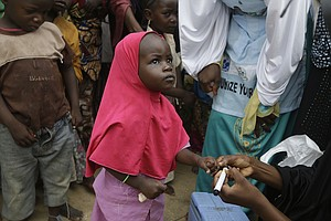 Polio Vaccine May Stall The End Of Polio